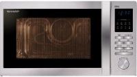 Фото - Микроволновая печь Sharp R 722STWE