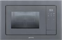 Фото - Встраиваемая микроволновая печь Smeg FMI120S1