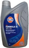 Моторное масло Gulf Formula G 5W-30 1л
