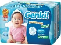 Подгузники Genki Premium Soft Pants M / 32 pcs