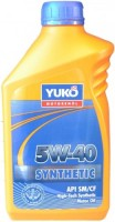 Моторное масло Yukoil Synthetic 5W-40 1L