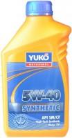 Моторное масло YUKO Synthetic 5W-40 1л