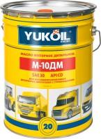 Моторное масло YUKO M-10DM 20л