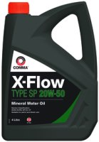 Моторное масло Comma X-Flow Type SP 20W-50 4L 4л