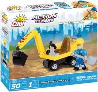 Фото - Конструктор COBI Mini Excavator 1671