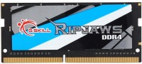 Оперативная память G.Skill Ripjaws SO-DIMM DDR4  F4-3000C16S-16GRS