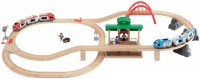 Автотрек / железная дорога BRIO Travel Switching Set 33512