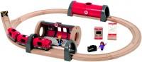 Автотрек / железная дорога BRIO Metro Railway Set 33513