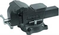 Тиски Yato YT-6501 губки 100мм