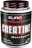 Фото - Креатин Euro Plus Creatine Monohydrate  300г