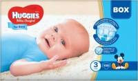 Подгузники Huggies Ultra Comfort Boy 3 / 108 pcs