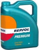 Моторное масло Repsol Premium GTI/TDI 15W-40 5л