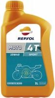Моторное масло Repsol Moto Sport 4T 10W-40 1л