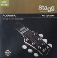 Струны Stagg Acoustic Phosphor-Bronze 10-48