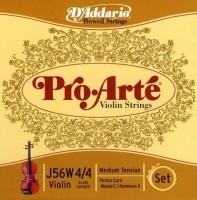 Струны DAddario Pro-Arte Violin Wound E 4/4 Medium