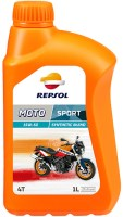 Моторное масло Repsol Moto Sport 4T 15W-50 1L 1л
