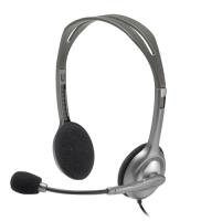 Фото - Наушники Logitech Stereo Headset H110