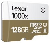 Карта памяти Lexar Professional 1000x microSDXC UHS-II  128ГБ