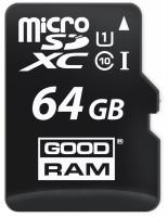 Карта памяти GOODRAM microSDXC 60 Mb/s Class 10 64Gb