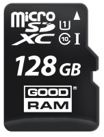 Карта памяти GOODRAM microSDXC 60 Mb/s Class 10 128Gb