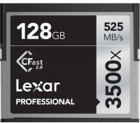 Фото - Карта памяти Lexar Professional 3500x CompactFlash  128ГБ