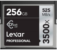 Карта памяти Lexar Professional 3500x CompactFlash  256ГБ
