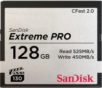 Фото - Карта памяти SanDisk Extreme Pro CompactFlash 2.0  128ГБ