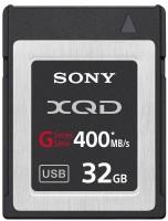 Фото - Карта памяти Sony XQD G 400 Mb/s Series  32ГБ
