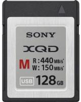 Карта памяти Sony XQD M Series 128Gb