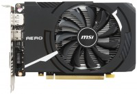 Видеокарта MSI GTX 1050 TI AERO ITX 4G OCV1