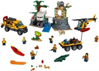 Конструктор Lego Jungle Exploration Site 60161