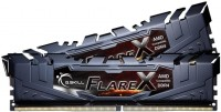 Оперативная память G.Skill Flare X (for AMD) DDR4 2x8Gb  F4-2400C15D-16GFX