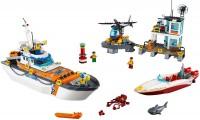 Конструктор Lego Coast Guard Headquarters 60167