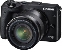 Фотоаппарат Canon EOS M3 kit 15-45