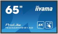 "Монитор Iiyama ProLite TE6568MIS-B1AG 65"""