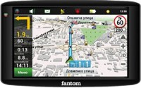 Фото - GPS-навигатор Fantom PNA-50