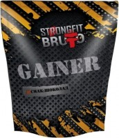 Фото - Гейнер Strong Fit Brutto Gainer  0.9 кг
