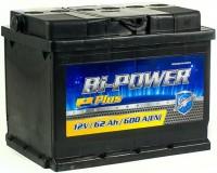 Фото - Автоаккумулятор Bi-Power Plus (6CT-62L)