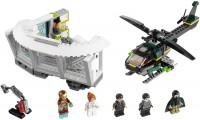 Фото - Конструктор Lego Iron Man Malibu Mansion Attack 76007