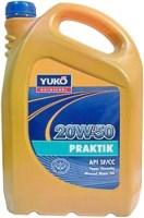 Моторное масло Yukoil Praktik 20W-50 5л