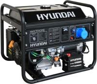 Фото - Электрогенератор Hyundai HHY7010FE