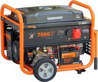 Фото - Электрогенератор Daewoo GDA 8500E-3 Expert