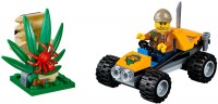 Конструктор Lego Jungle Buggy 60156
