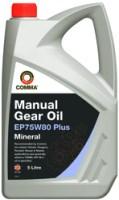 Фото - Трансмиссионное масло Comma Gear Oil EP 75W-80 Plus 5л