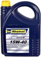 Моторное масло Rheinol Favorol MF SHPD 15W-40 5л