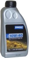 Моторное масло SWaG 10W-40 1л