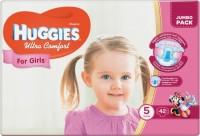 Фото - Подгузники Huggies Ultra Comfort Girl 5 / 42 pcs