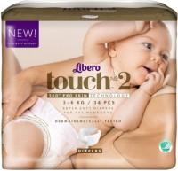 Подгузники Libero Touch Open 2 / 32 pcs