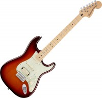 Фото - Гитара Fender Deluxe Stratocaster HSS