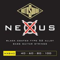 Струны Rotosound Nexus Bass 40-100